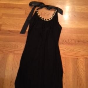 Cache Black Dress - Size Medium